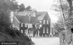 Wotton, Wotton Hatch Hotel 1929
