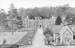 Wotton, Wotton House c.1955
