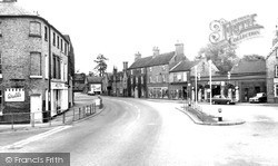 Wragby, Market Place c.1965