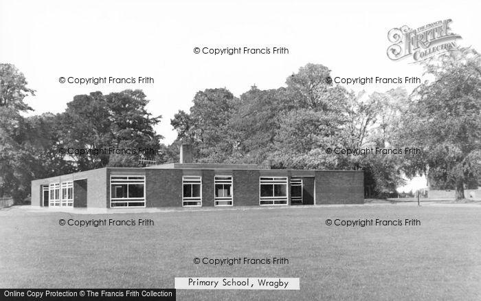 Photo of Wragby, Primary School c.1960