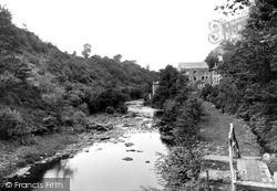 Wray, A River Scene c.1955
