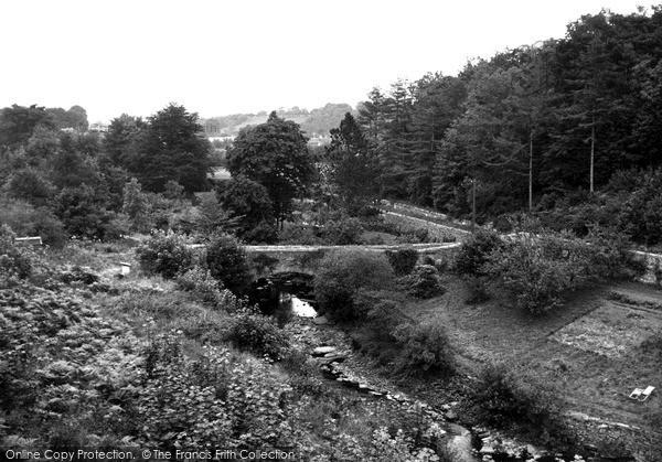 Photo of Wray, Roeburndale c.1955