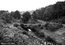 Wray, Roeburndale c.1955
