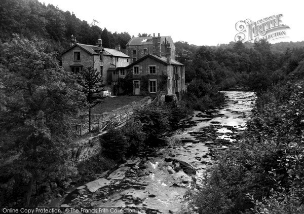 Photo of Wray, The River c.1955