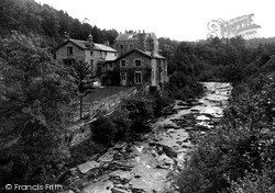 Wray, The River c.1955