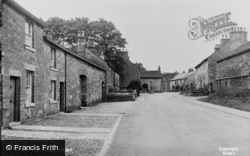 Wray, The Village c.1950