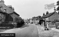 Wray, The Village c.1955