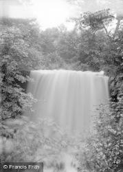 Wray, Waterfall c.1910