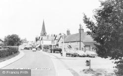 Wraysbury, High Street c.1965