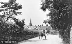 Wraysbury, Station Road 1904