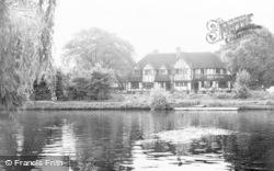 Wraysbury, The Bells Of Ouseley c.1965
