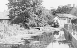 Wraysbury, The Ford c.1955