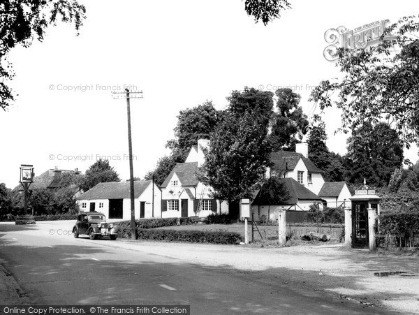 Photo of Wraysbury, The George c.1955