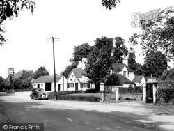 Wraysbury, The George c.1955