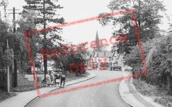 Wraysbury, The Village c.1965