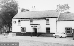 Wrea Green, The Grapes Hotel c.1965