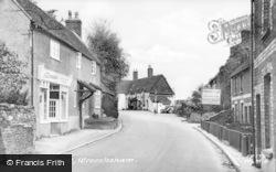 The Street c.1955, Wrecclesham