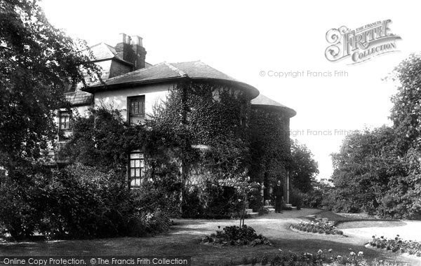Photo of Wrecclesham, Vicarage 1906