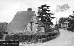 Yew Tree Cottage, The Street c.1955, Wrecclesham
