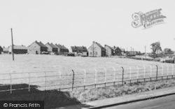 Wrenbury, The Village c.1955