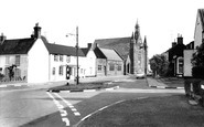 Wrentham, Cross Roads c1965