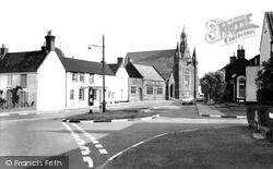 Wrentham, Cross Roads c.1965