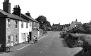 Wrentham, High Street c1955