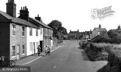Wrentham, High Street c.1955