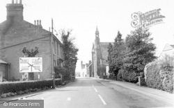 Wrentham, High Street  c.1965