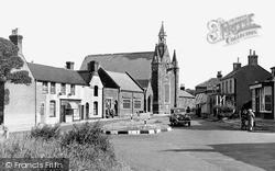 Wrentham, Roundabout c.1950