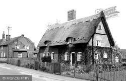 Wrentham, Thatch Cottage c.1955