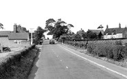 Wrentham, the Horse and Groom c1950