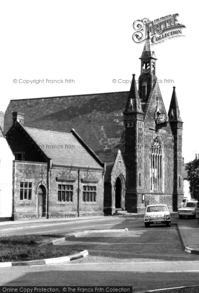Photo of Wrentham, Town Hall c.1965