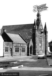 Wrentham, Town Hall c.1965