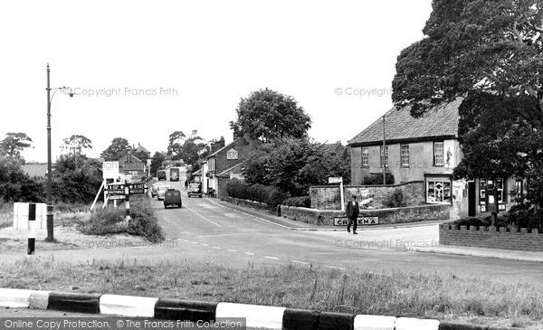 Photo of Wrentham, Village c.1955