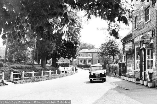 Photo of Wrestlingworth, Village c.1960
