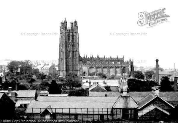 Photo of Wrexham, Church Of St Giles 1888