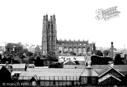 Wrexham, Church Of St Giles 1888