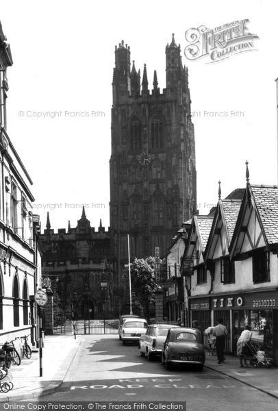 Photo of Wrexham, Church Street c.1960