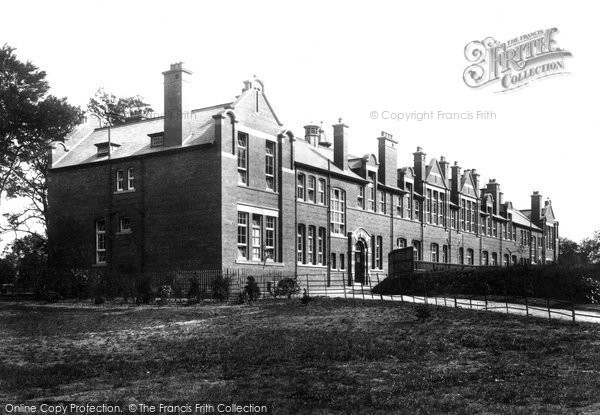 Photo of Wrexham, County School 1903