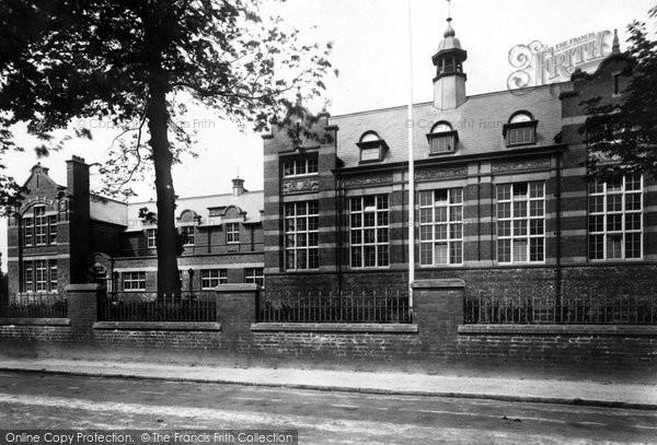Photo of Wrexham, County School 1903