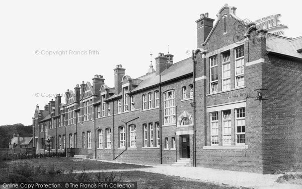 Photo of Wrexham, County Schools 1903