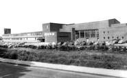 Wrexham, Denbighshire Technical College c1965