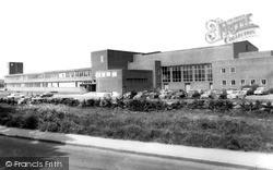 Wrexham, Denbighshire Technical College c.1965