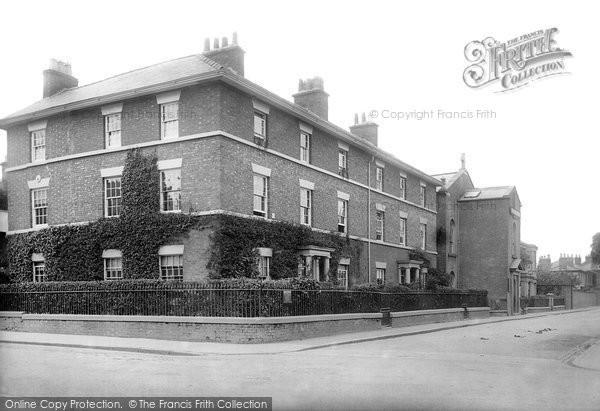 Photo of Wrexham, Girls' High School 1895