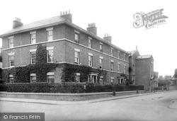 Wrexham, Girls' High School 1895