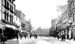 Wrexham, High Street 1903