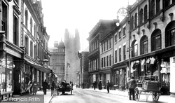 Wrexham, Hope Street 1903
