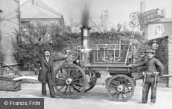The Fire Engine c.1900, Wrexham