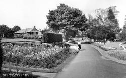 Wrexham, The Parciau c.1965